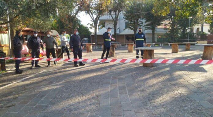 """Villaricca, ordinanza anti-assembramenti della sindaca Punzo: """"Aree delimitate con un nastro"""""""