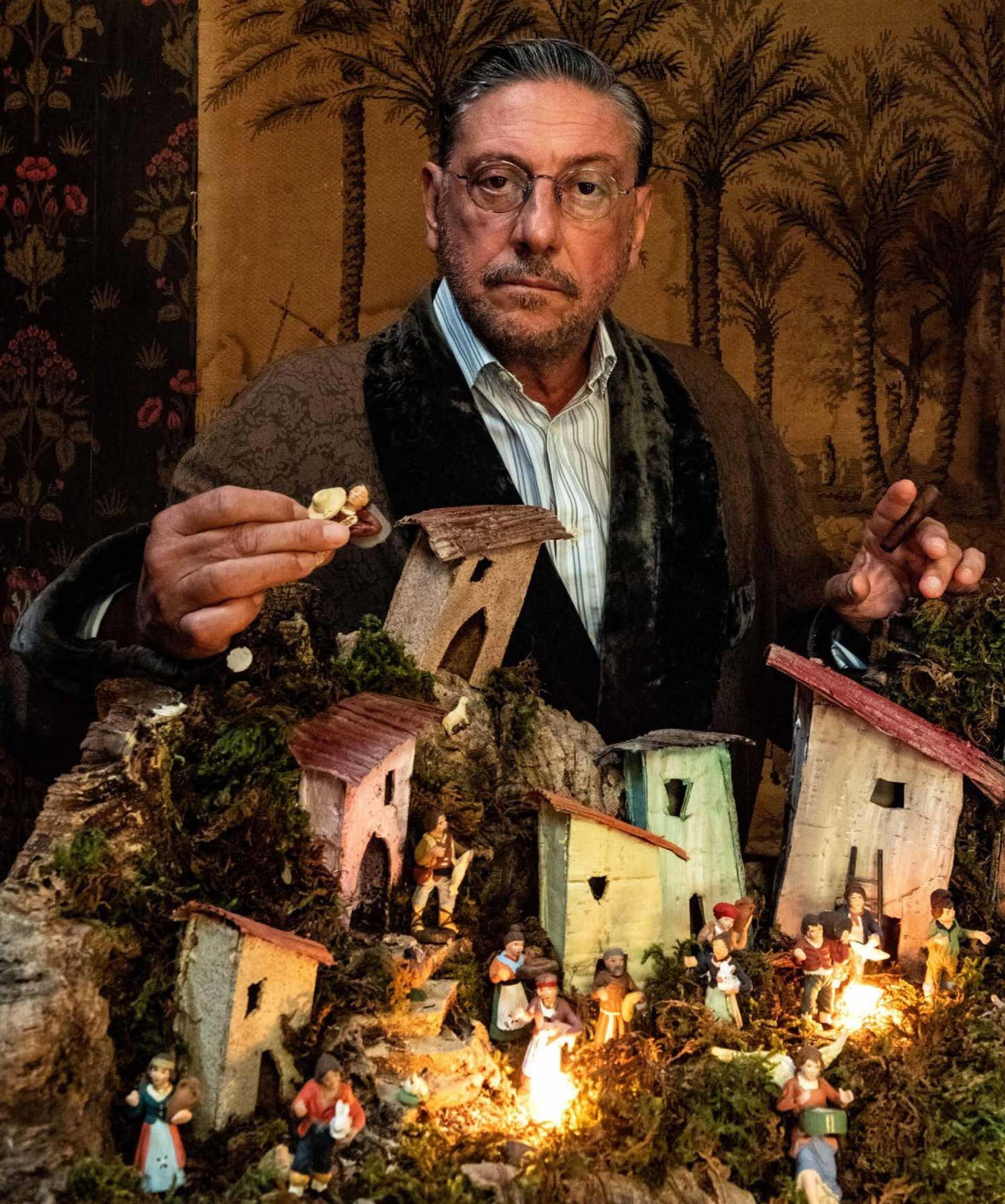 """""""Natale in casa Cupiello"""" diventa film su Rai Uno e conquista tra 5.6 milioni di telespettatori per uno share al 23.9%."""