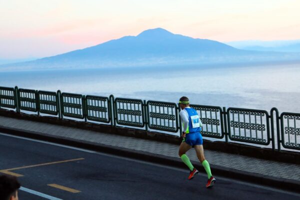 Running, parte la Sorrento Positano virtuale. Come funziona