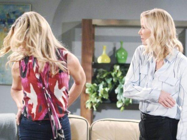 Beautiful, spoiler al 12/12: Brooke schiaffeggia Shauna
