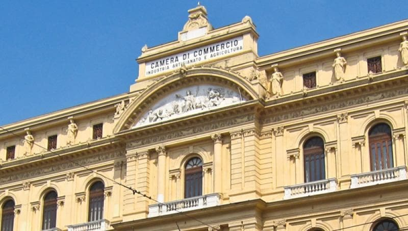 Camera di Commercio di Napoli: il 5 dicembre si accende l'albero di Natale in piazza Bovio