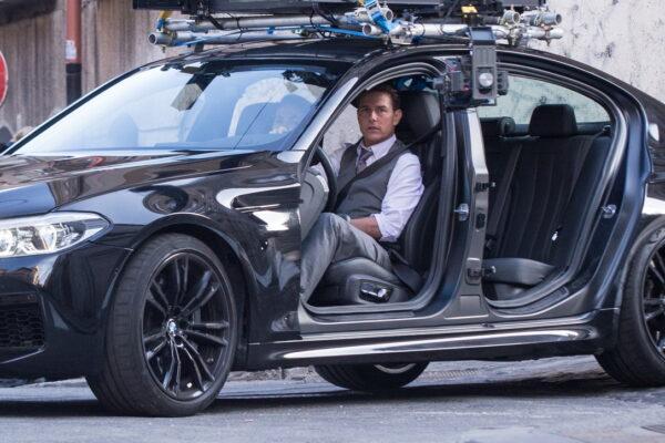 Mission Impossible 7: concluse le riprese a Roma