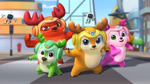 Nick jr, Nickelodeon e Super!, i cartoni animati per Natale: ecco Baby Shark