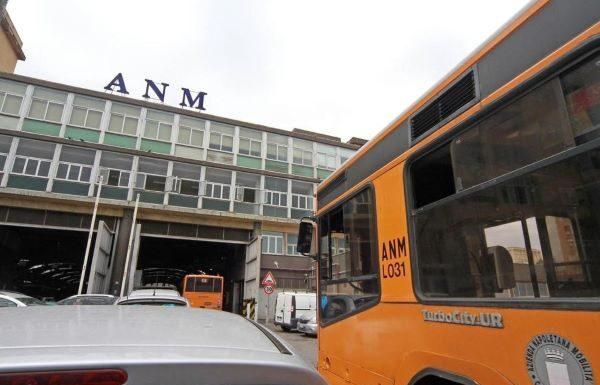 Anm, nuovo piano per il trasporto pubblico: rimodulazione del 20%