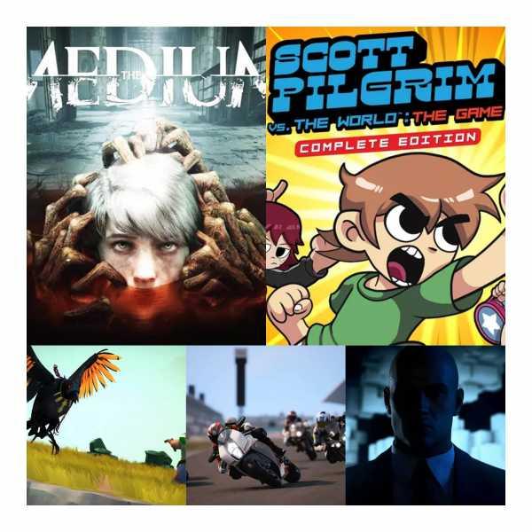 Rubrica Games, tutte le novità videogiochi in uscita a gennaio 2021