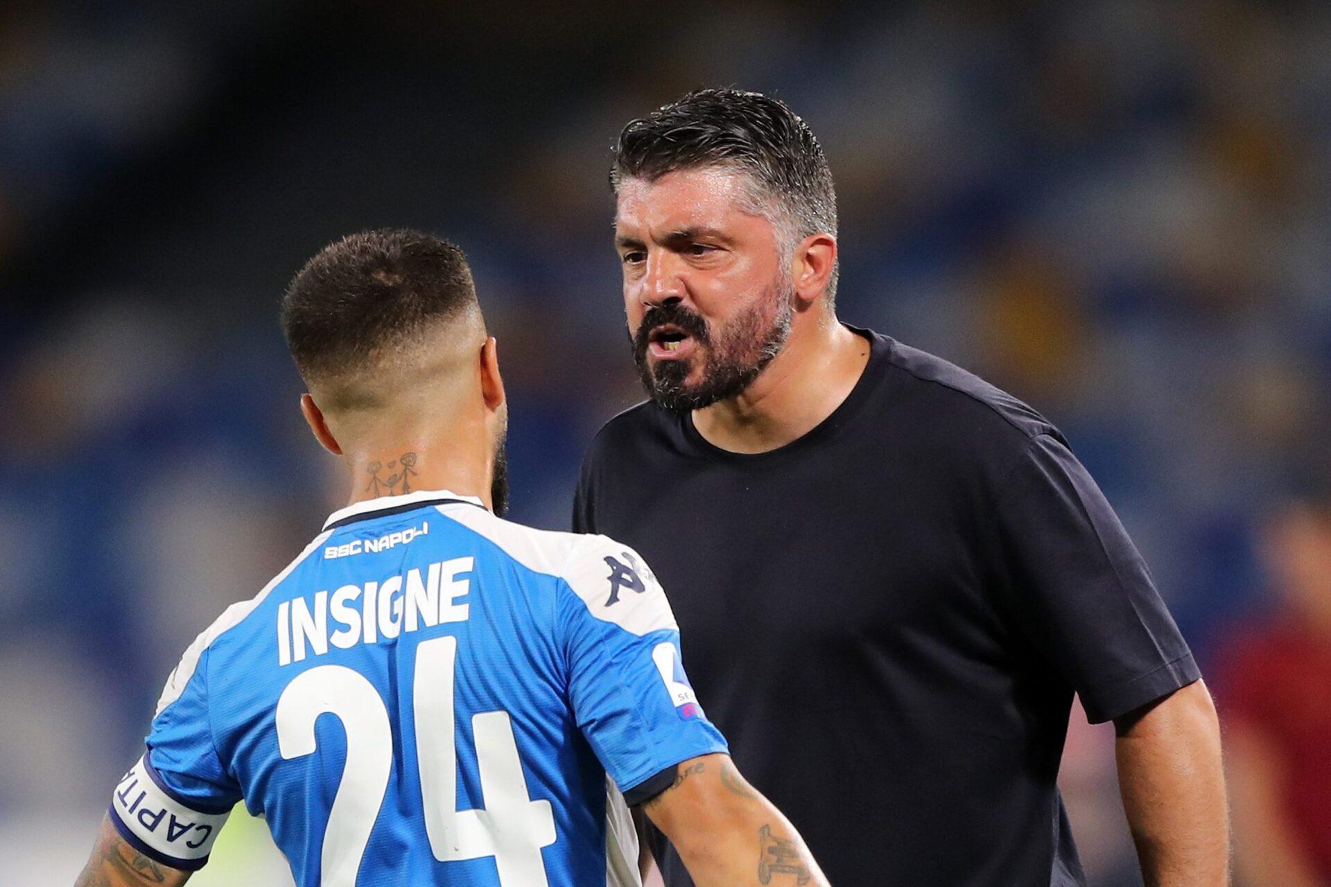 Calcio Napoli, Gattuso: