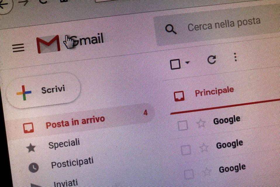 Gmail, novità per chi ha un account di posta: l'avviso