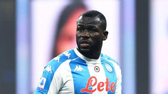 Calcio Napoli, infortunio per Koulibaly: stagione finita?