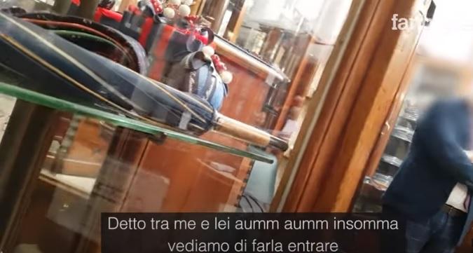 Napoli in zona rossa, ma da Marinella si fanno acquisti