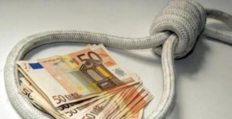 Pollena Trocchia, prestiti con tasso del 120%: 4 arresti