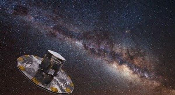 Via Lattea, ecco la nuova mappa 3D: quasi due miliardi di stelle