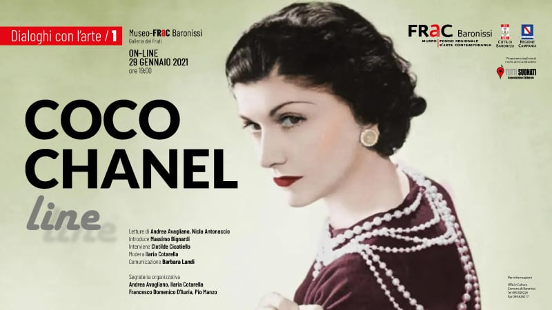 Il Museo FRaC di Baronissi celebra Coco Chanel