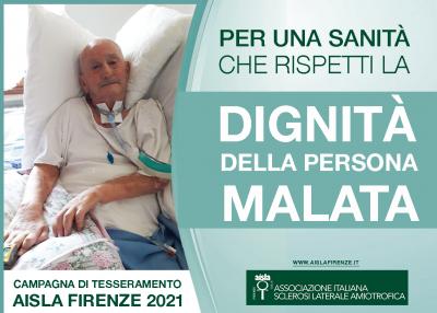 Giornata Malattie Rare 2021, AISLA Firenze: