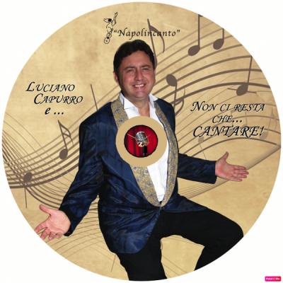 Luciano Capurro e il nuovo CD