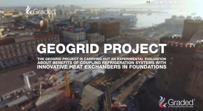 GeoGRID, i riflettori dell'Ugi sul progetto campano per lo sviluppo della geotermia