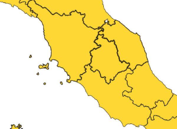 Campania in zona gialla un'altra settimana: la conferma