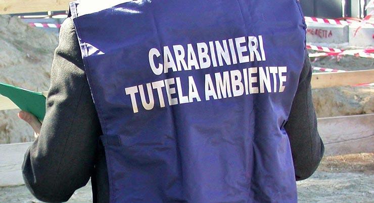Traffico illecito di rifiuti: 7 imprenditori arrestati