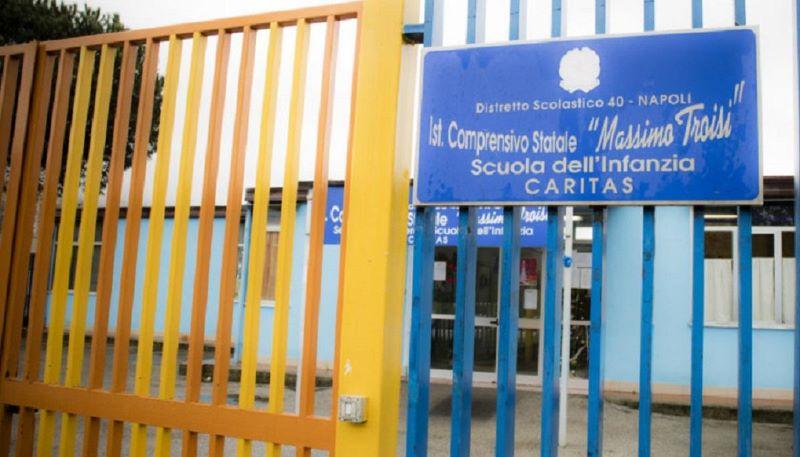 Comune di Napoli, stanziati 45mila euro per i lavori dell'IC Troisi di Pianura