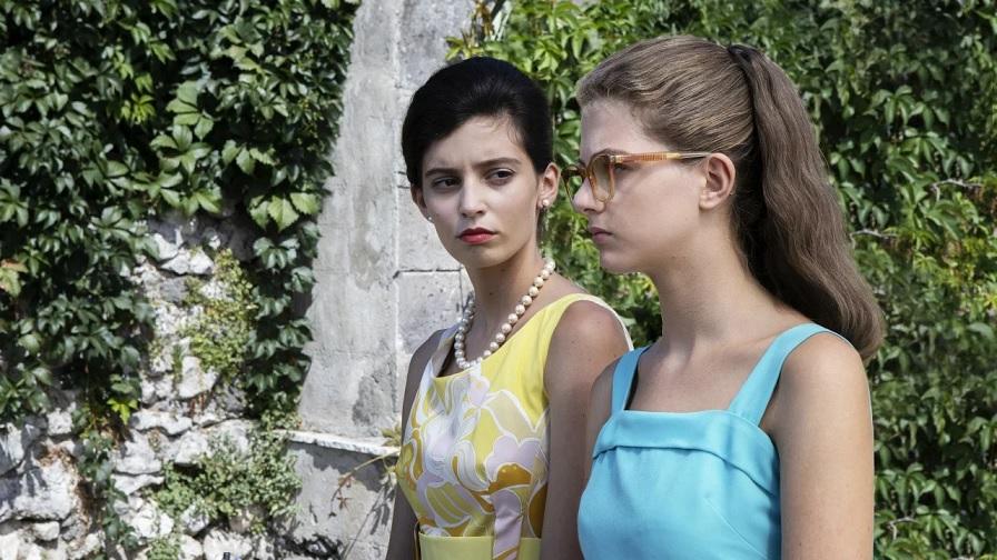 L'Amica Geniale 3, riprese a Napoli: piazza del Gesù ripulita dai graffiti