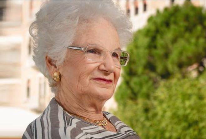 """Liliana Segre a Salvini: """"Senatori a vita non muoiono mai? Grazie, ho 90 anni e sono scaramantica"""""""