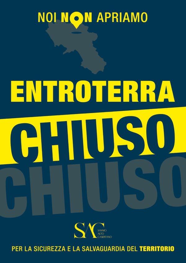 """Sannio Alto Casertano, chiusure per il 7-8 gennaio: """"Surreale riaprire per due giorni e poi richiudere"""""""