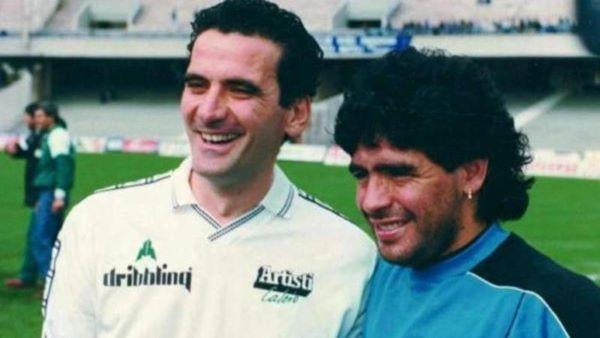 San Giorgio a Cremano: una strada intitolata a Diego Armando Maradona