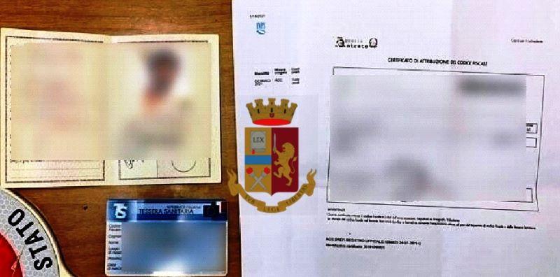 San Giovanni a Teduccio, tenta truffa con documenti falsi: 22enne arrestato (IL NOME)