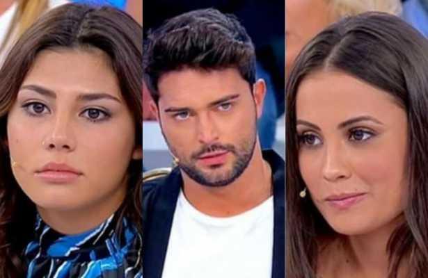Uomini e Donne, Davide Donadei ancora incerto: chi sceglierà tra Beatrice e  Chiara?