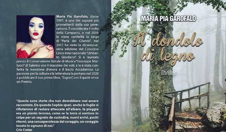 E' uscito il nuovo romanzo di Maria Pia Garofalo: