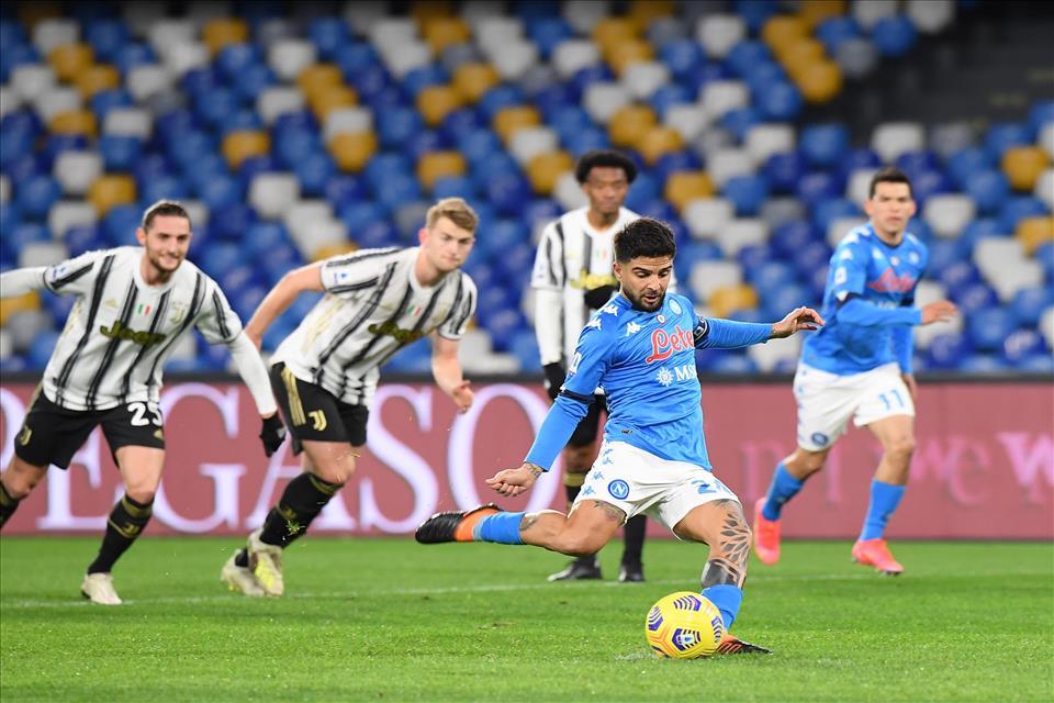 Juventus-Napoli, probabili formazioni e dove vederla