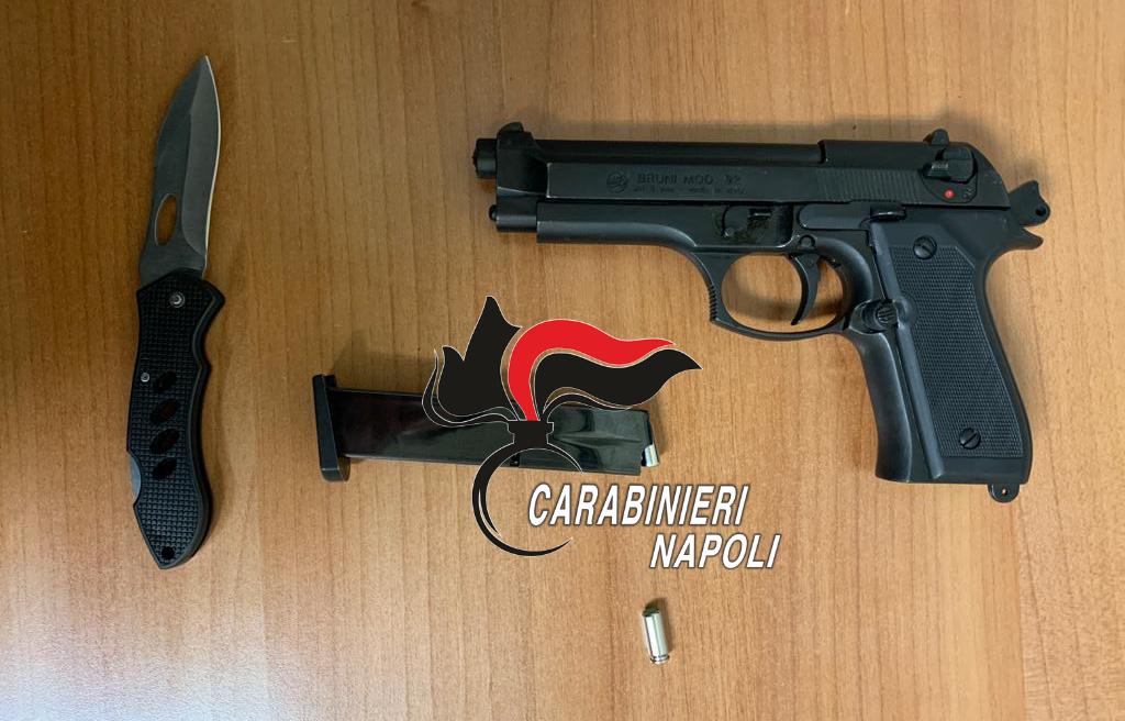 Ponticelli, 50enne colpisce la sua ex e la figlia minore con calcio di una pistola