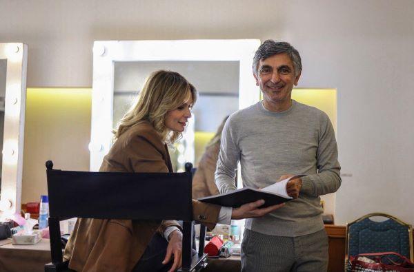 Vincenzo Salemme: riprese a Napoli per il film Con tutto il cuore