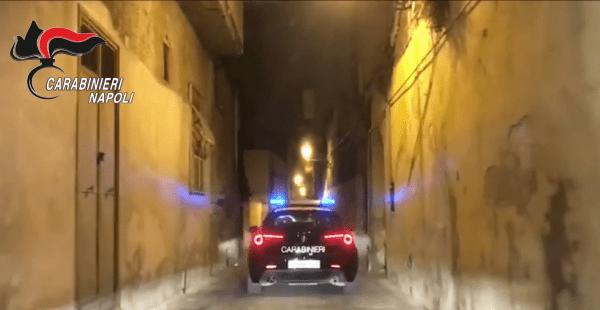 Casoria e Caivano, sgominata immensa piazza di spaccio: 55 arresti