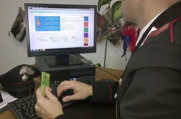 Paternopoli, tenta bonifico da 10mila euro: hacker denunciato per truffa