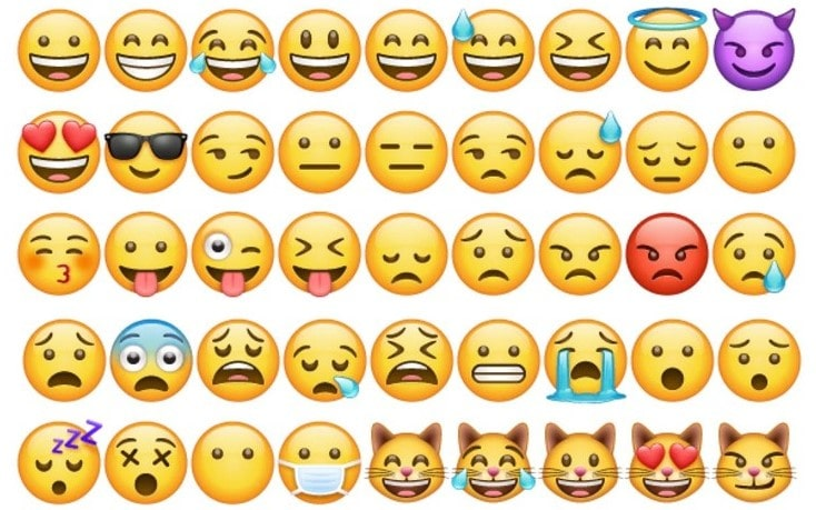 WhatsApp e le sue celebri emoticon: ecco come trovarle