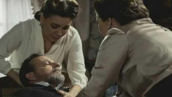 Il Segreto: Raimundo ha una crisi e va in ospedale