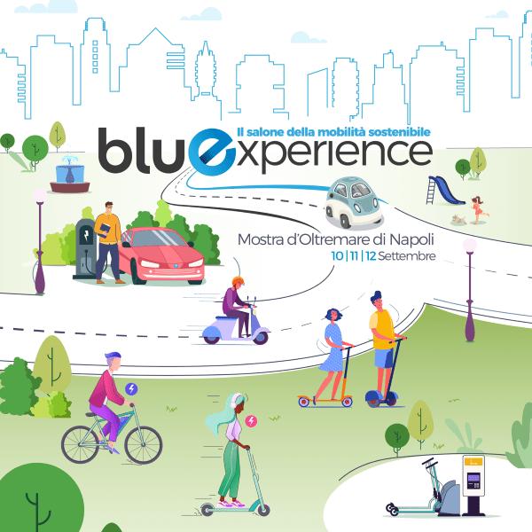 Mostra d'Oltremare di Napoli, ecco Bluexperience: il primo Salone della mobilità sostenibile