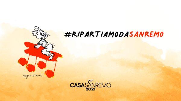 Casa Sanremo, parte la nuova edizione digitale: taglio del nastro dedicato alle maestranze