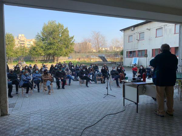 Maestri di Strada: patto educativo di comunità con 30 associazioni di Napoli Est