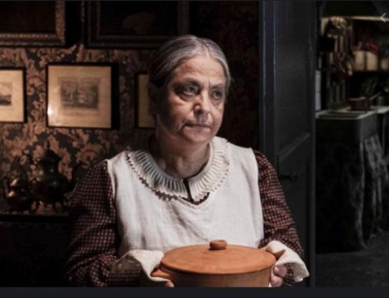 Nunzia Schiano e la cucina cilentana di Tata Rosa