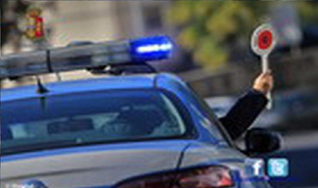 Ponticelli: arrestato uno spacciatore dopo un inseguimento in via Al Chiaro di Luna