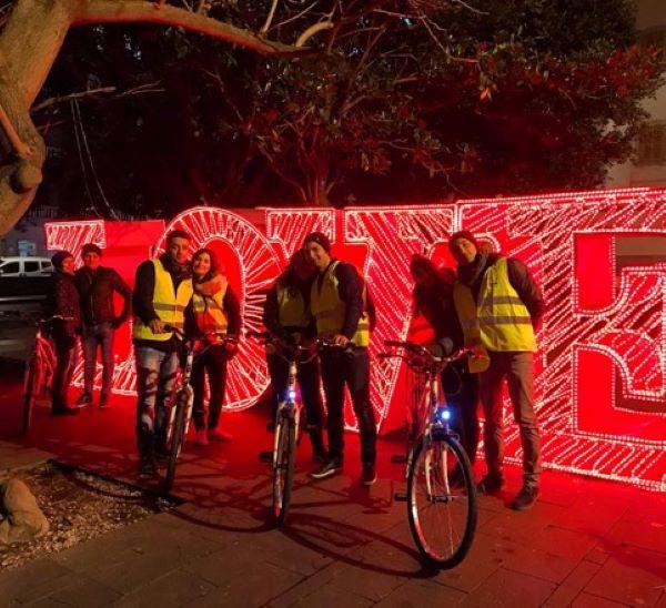 Mostra d'Oltremare di Napoli: ecco San Valentino in Bicicletta