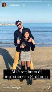"""Uomini e Donne: tra Giorgio e Beatrice """"solo un'amicizia"""""""