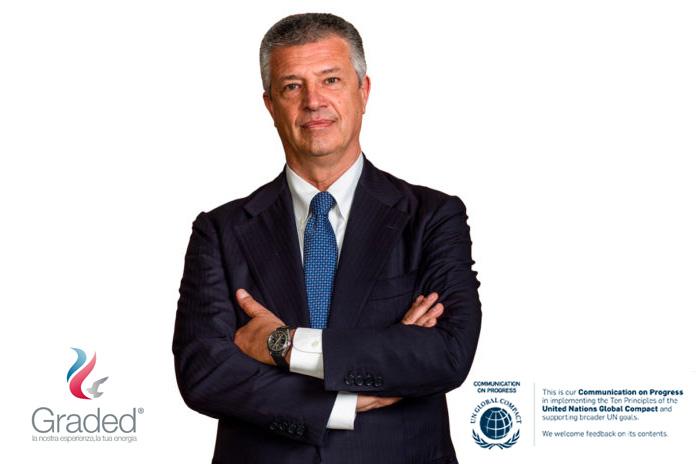 Sostenibilità, Graded entra nel Global Compact Network Italia