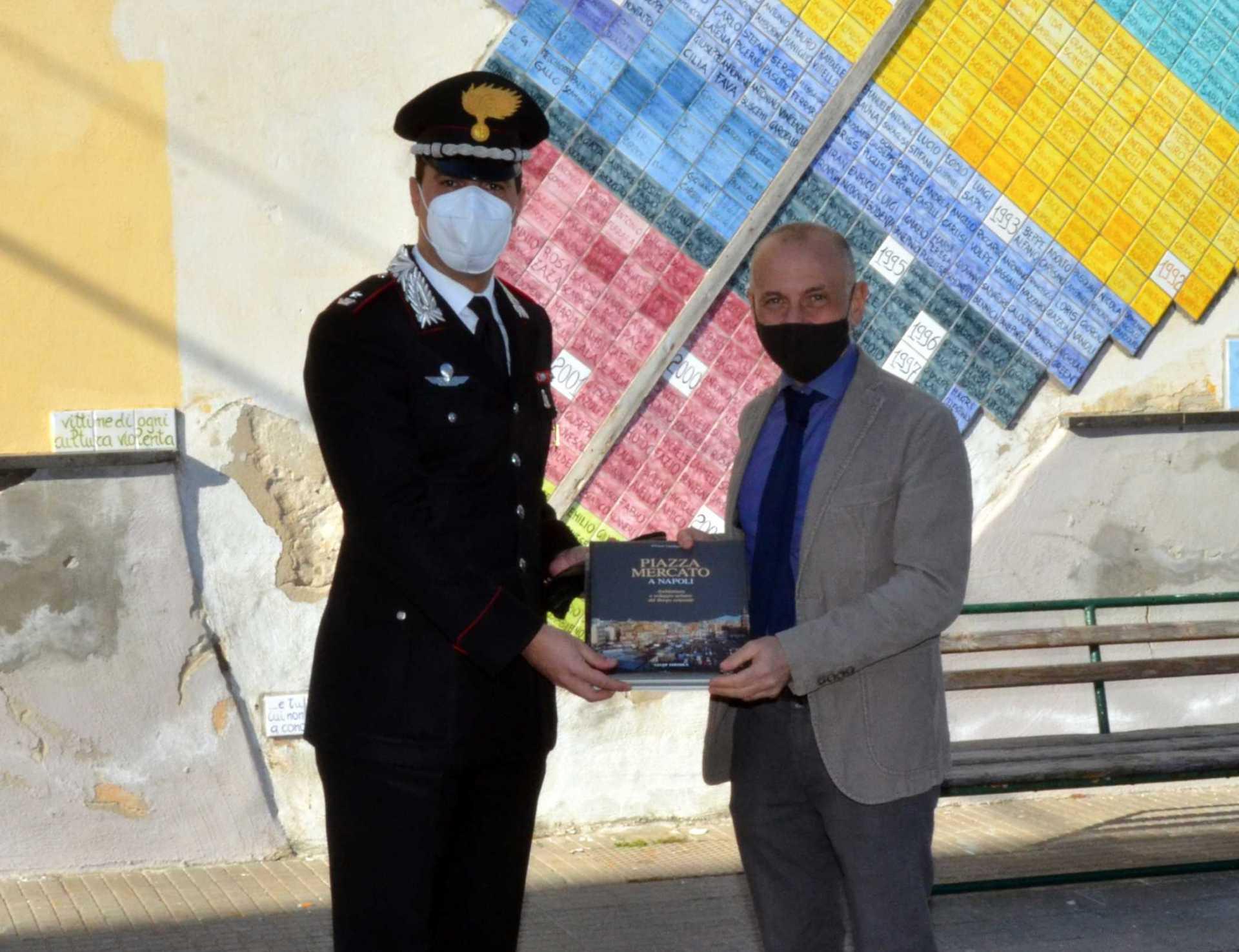 Donati oltre 2mila libri al Penitenziario minorile di Nisida. I volumi, di vario genere letterario, narrativa, storia e altre materie, sono stati messi a disposizione dei ragazzi ristretti nell'istituto.