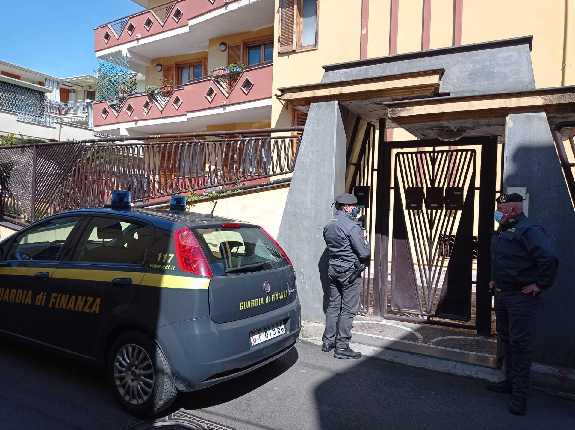 Cesa, sequestro da 10 milioni di euro per fratelli Vassallo