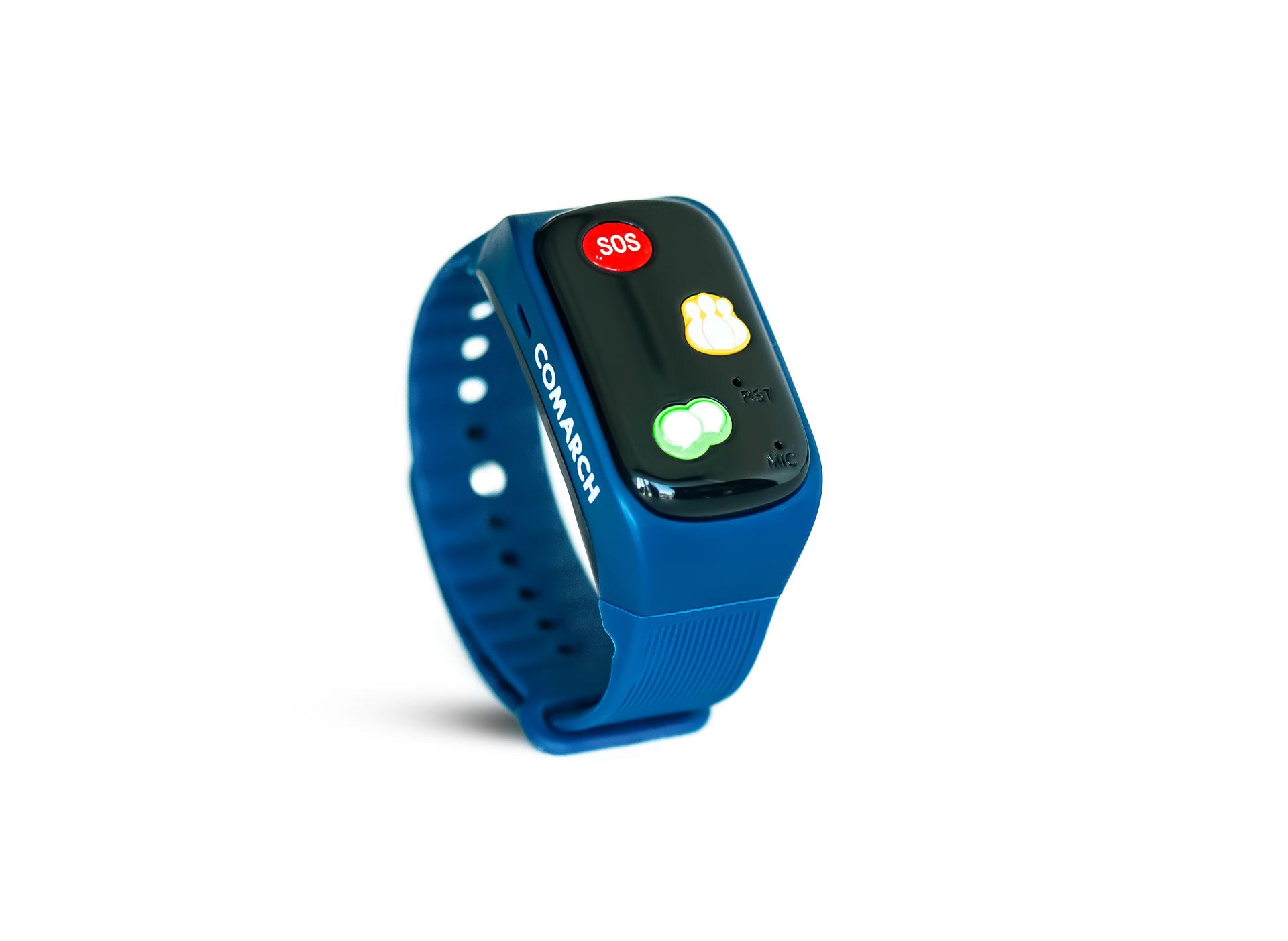 Windtre, ecco ilbracciale per il monitoraggio della salute di anziani e persone con disabilità