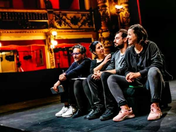 """Il Teatro Bellini chiude la sua """"Zona Rossa"""""""