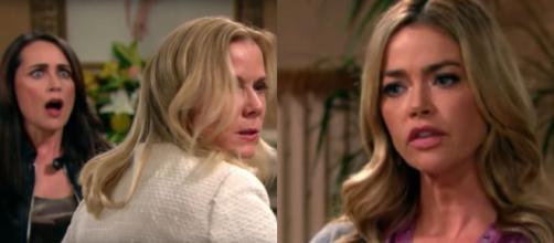 Beautiful, anticipazioni: guerra aperta tra Quinn e Brooke
