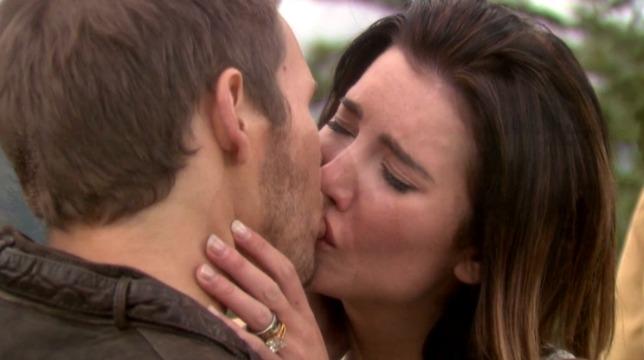 Beautiful, anticipazioni: Steffy bacia Liam